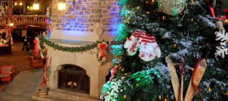 CHATEAU MONTEBELLO – CHRISTMAS
