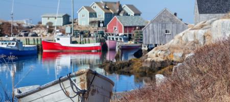 Peggy's Cove Canada