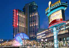 Fallsview Niagara Casino.
