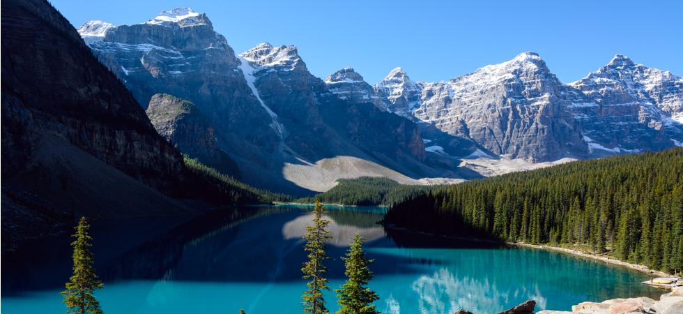 Rockies Western Canada