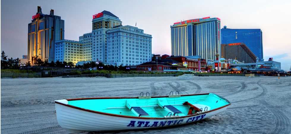 Atlantic City Life Boat