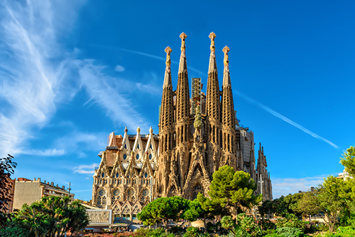 Barcelona Cathedral_Spain
