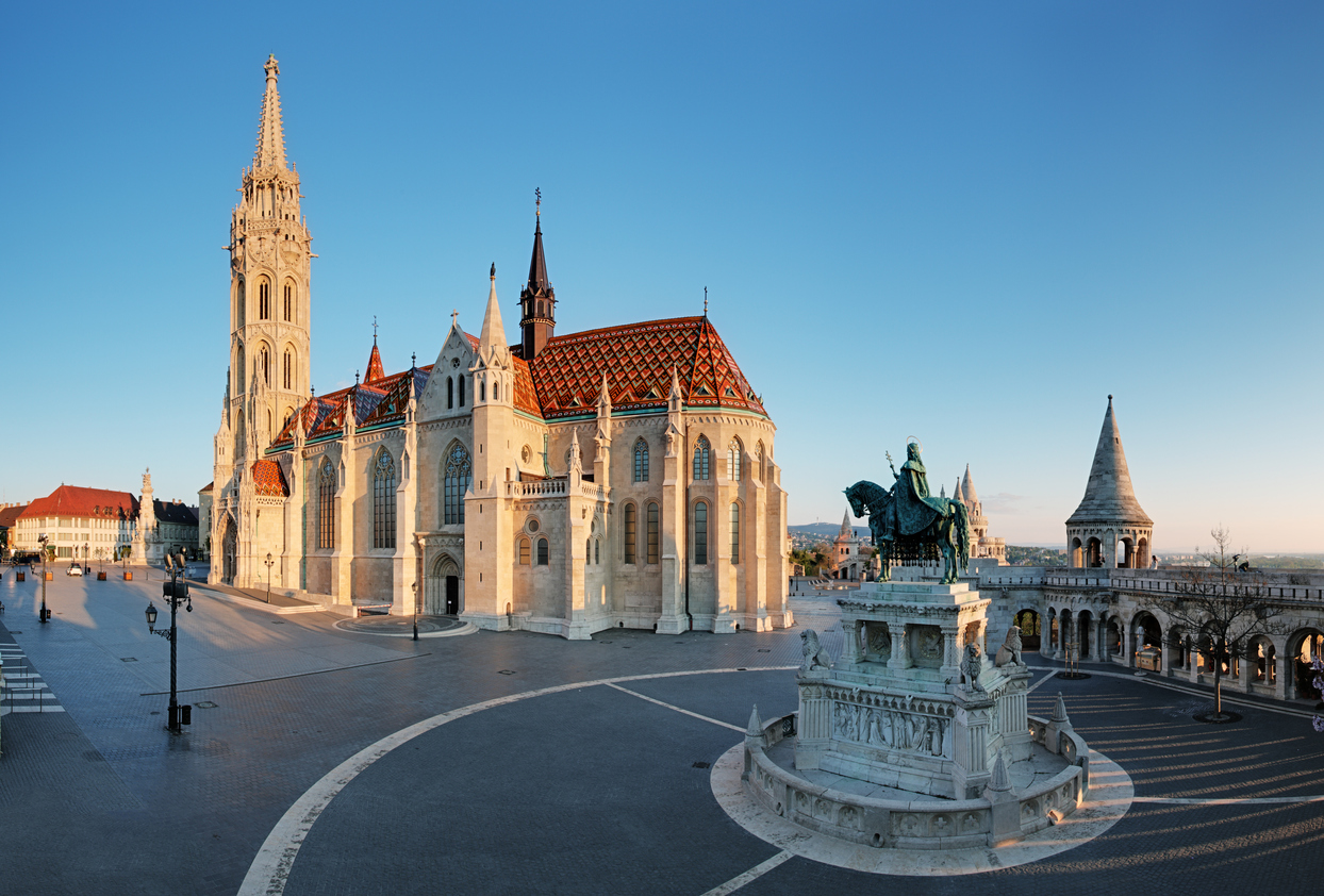Budapest -  Mathias Church