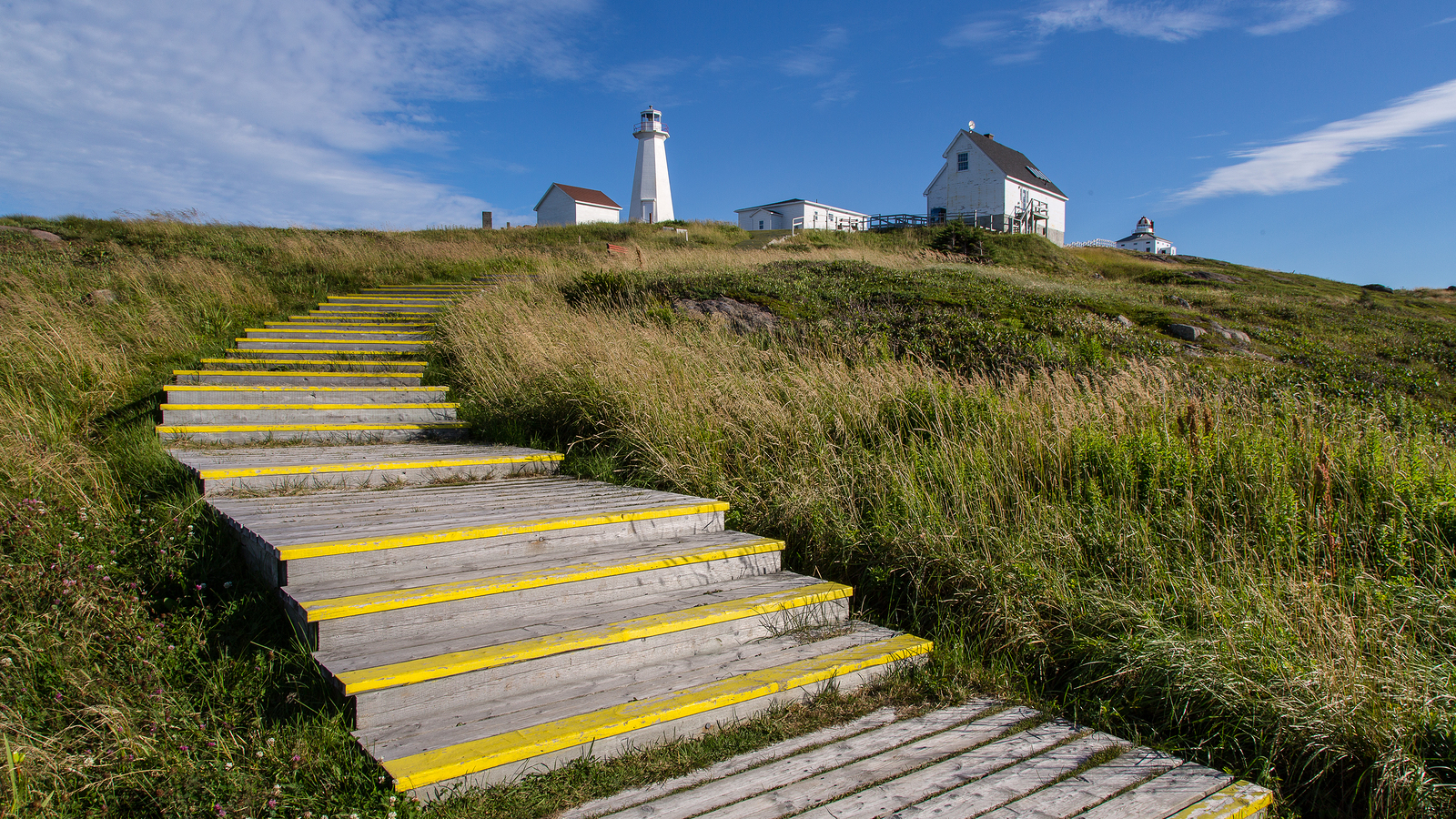 Historic Cape Spear Lighthouse