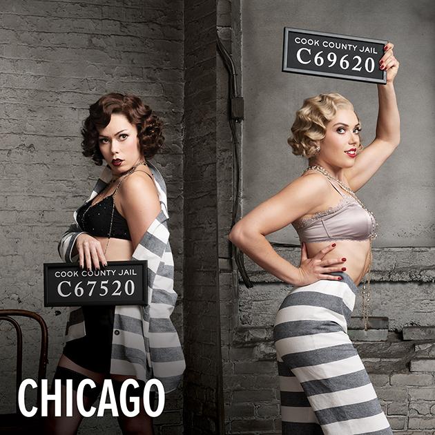 Stratford Festival - Chicago Poster